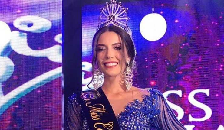 Miss Ecuador, Farándula, Cristina Hidalgo,