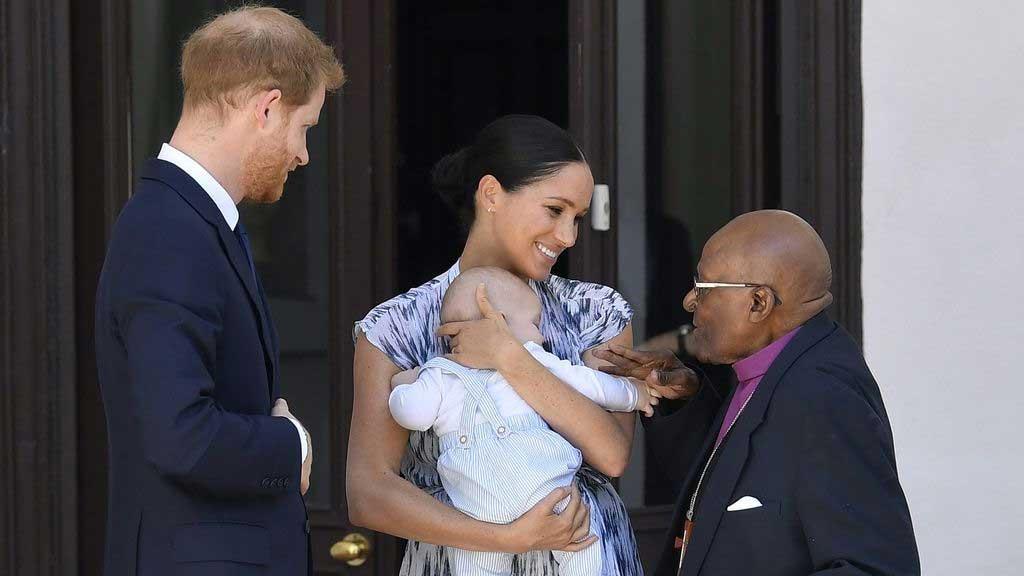 Duques de Sussex, Inglaterra, Archie,