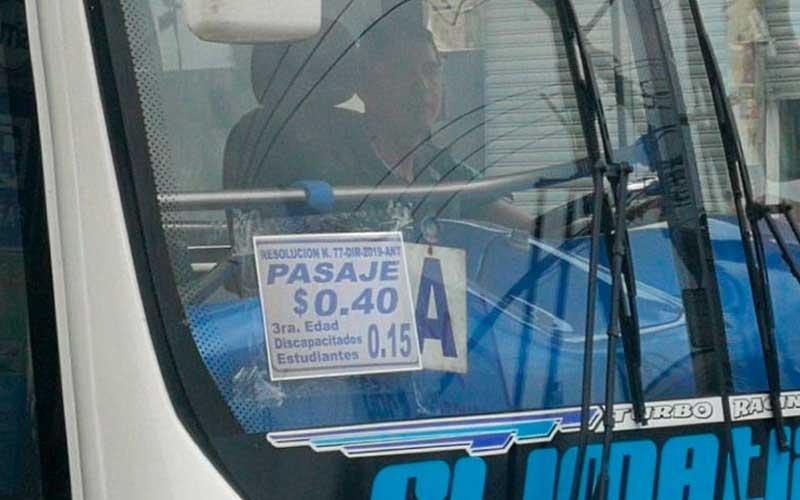 Pasajes, Guayaquil, Medidas Económicas,