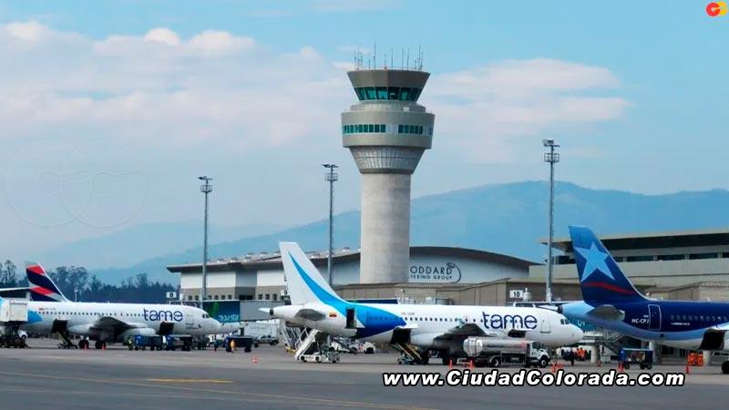 Aeropuertos del Ecuador