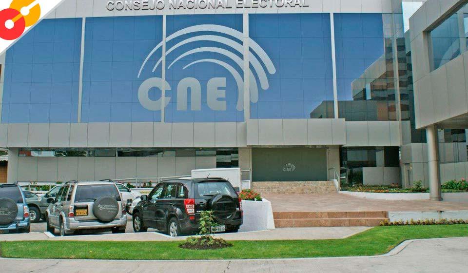 El Consejo Nacional Electoral (CNE)