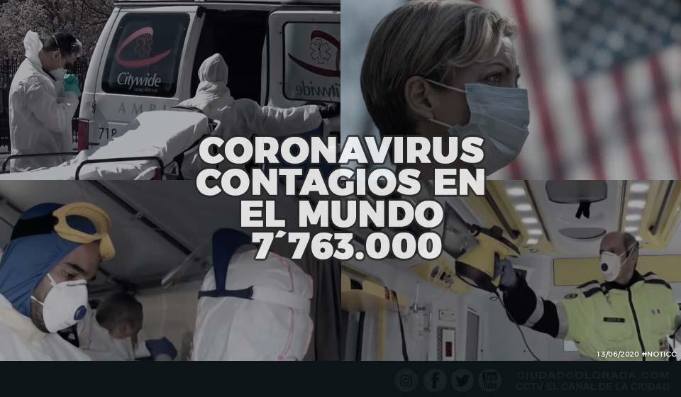 coronavirus en el mundo 7.763.921
