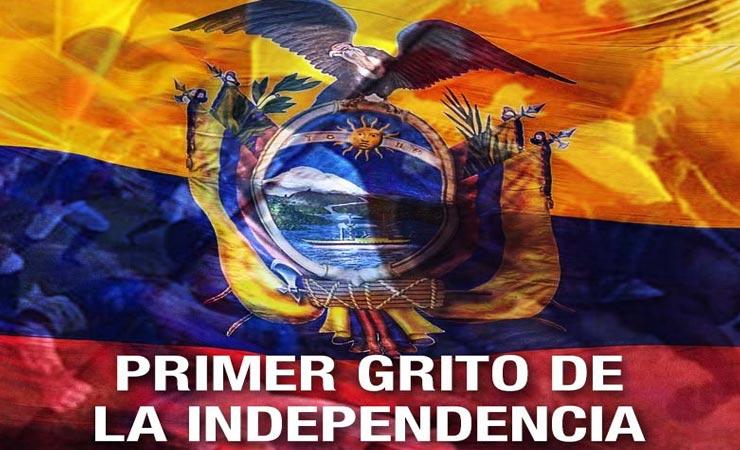primer grito de independencia