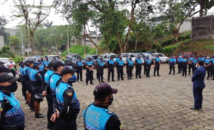 Agentes Municipales