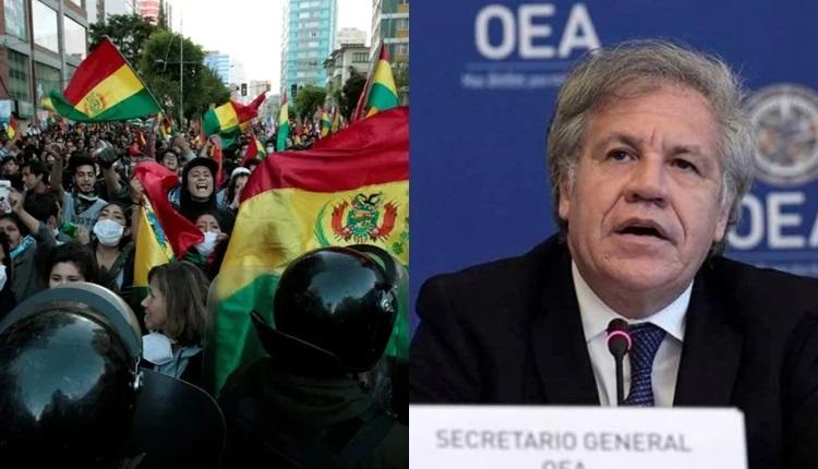 México pide destituir a Luis Almagro