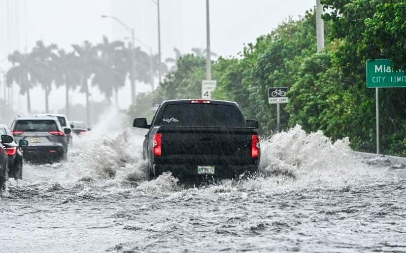 Lluvias Florida