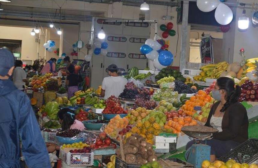 Comerciantes Santo Domingo