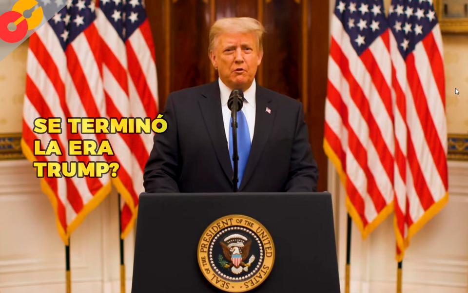 La era Trump