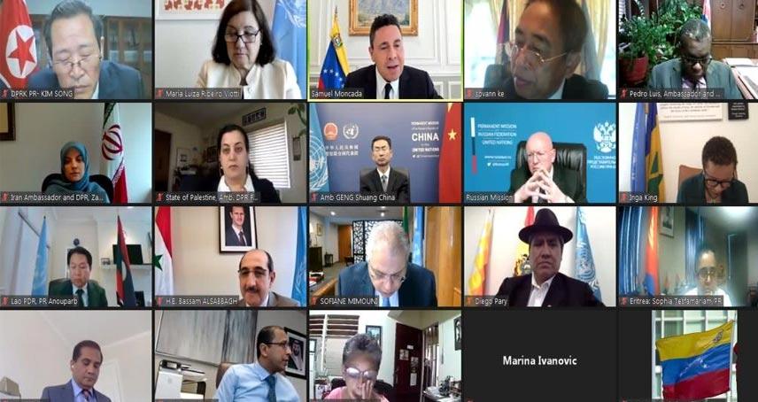 Representantes Diplomaticos