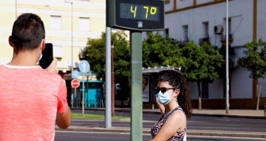 España Calor